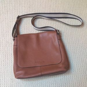 COACH Men's Crossbody Messenger Bag